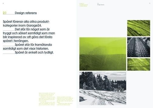 Nikolaj Kledzik – Art Direction & Graphic Design – Garage24 – Visual Identity #branding #guide #guidelines #identity #style