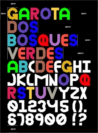 Flickr: Sua galeria #typography