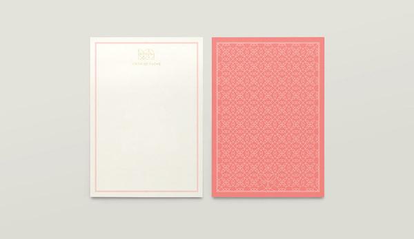 Jono Garrett: Frida von Fuchs / on Design Work Life #logo #letterhead #identity