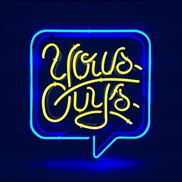 http://distilleryimage3.s3.amazonaws.com/64e19a5823d811e2a64f22000a1f968e_7.jpg #neon #kim #kenny #typography
