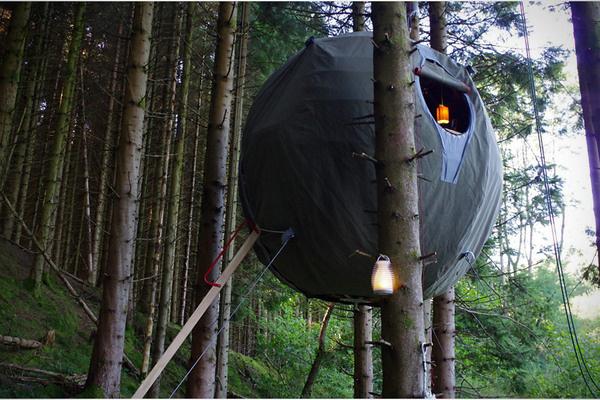 Luminair Tree Tent #tent
