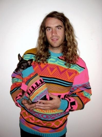 DOG MAN : annielarson #pattern #apparel