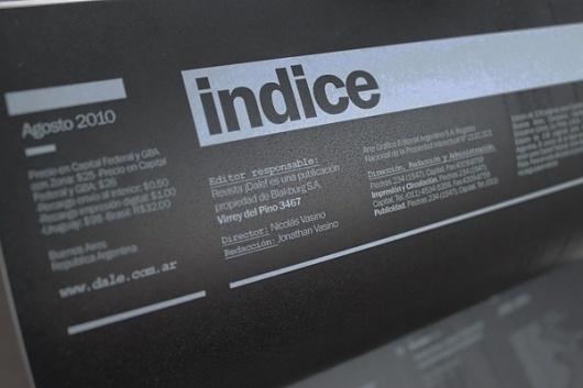 -Dale- magazine on the Behance Network #branding #design #minimalism #brand #identity #logo #editorial #typography