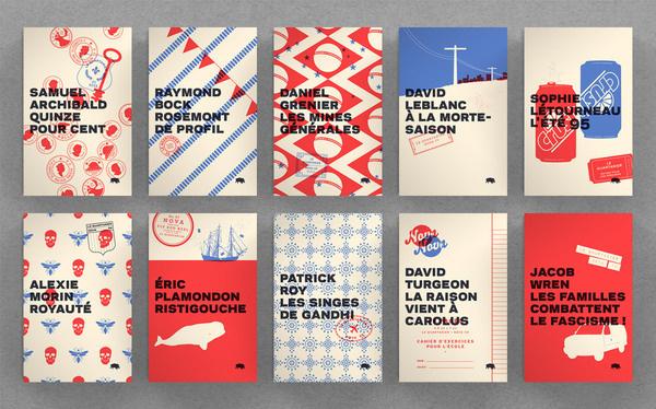 POINTBARRE papier – écran #quartanier #design #books #covers #illustration #pointbarre #le #typography