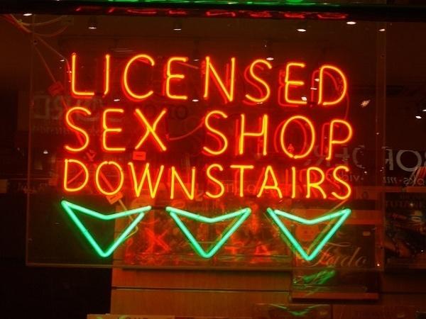Sex shop neon | Flickr - Photo Sharing! #signs #neon