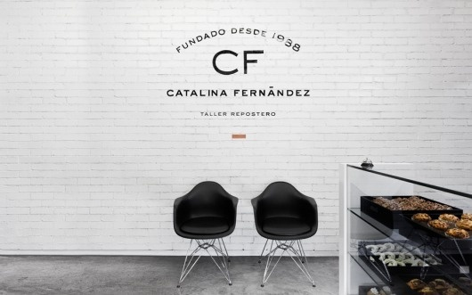 Anagrama | Catalina Fernández #branding #design #interiors #environmental #architecture