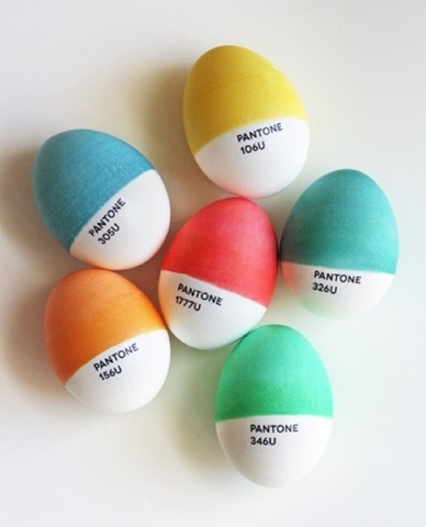 FFFFOUND! | Tumblr #eggs #pantone