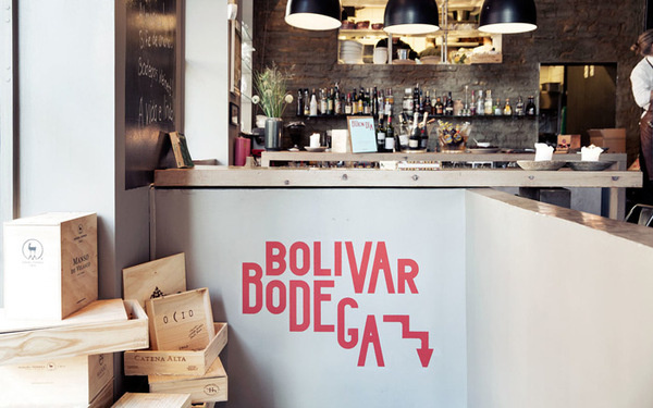 Heydays: Bolivar / on Design Work Life #identity #branding