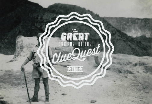 ClueQuest Campaign on Behance #logo #identity