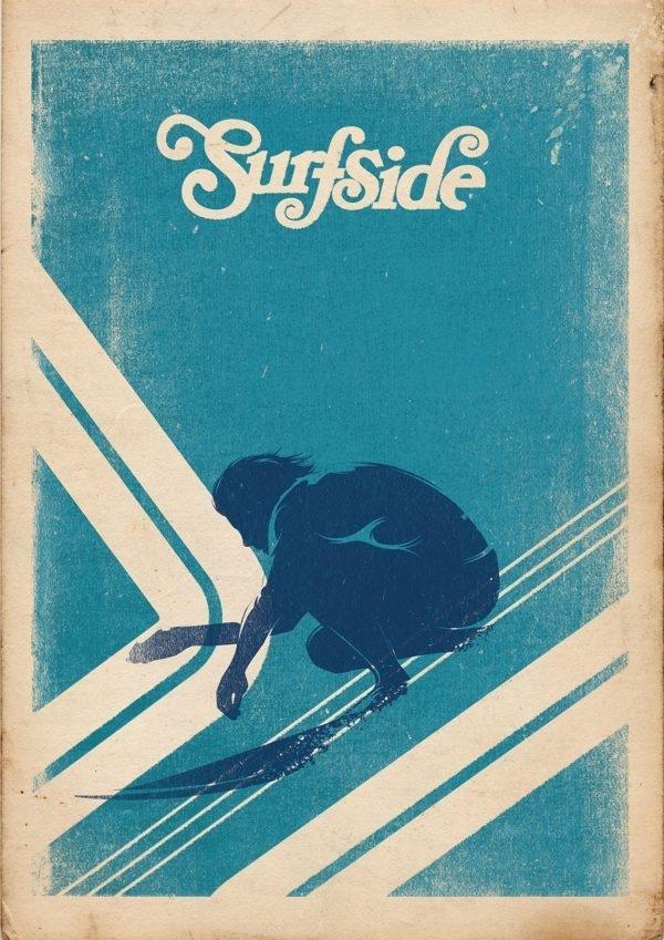 California Surf #surf #cali #poster