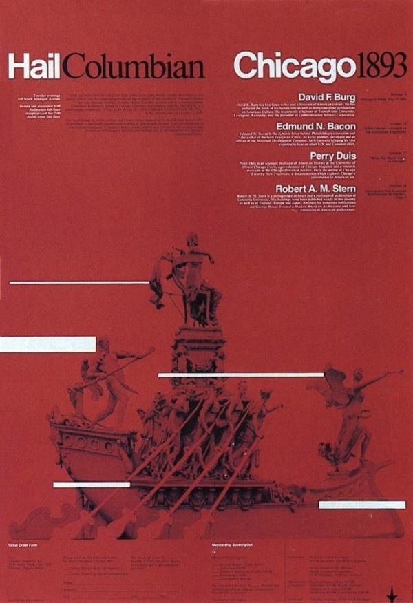 john greiner_1_thinking_form #greiner #chicago #red #columbian #hail #john #poster