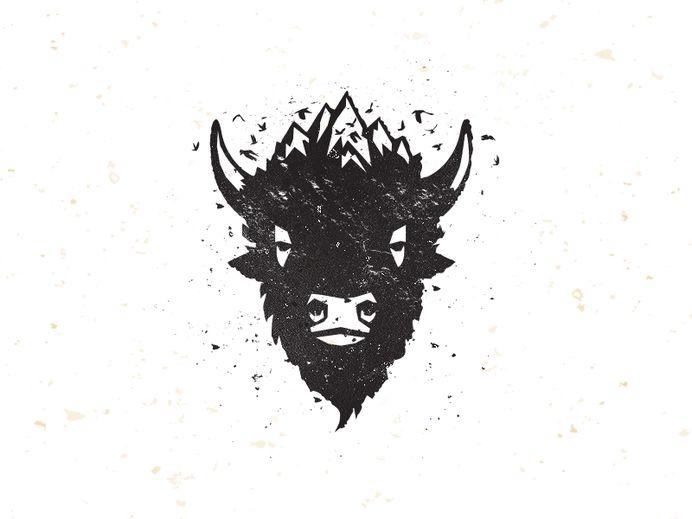 Bison Ridge_drib