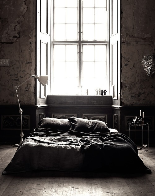 CJWHO ™ (Black luxury bedroom by Lotta Agaton) #design #interiors #bedroom #black #agaton #photography #lotta #luxury