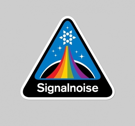 Signalnoise Stickers #rainbow #signalnoise #sticker #color