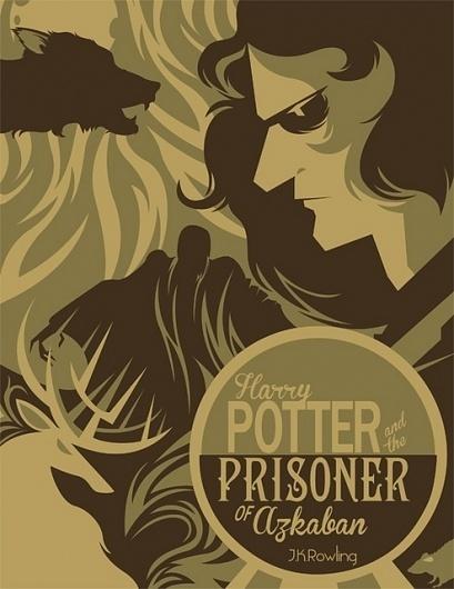 the Prisioner of Azkaban   Flickr: Intercambio de fotos #azkaban #harry #potter #cover #illustration #prison