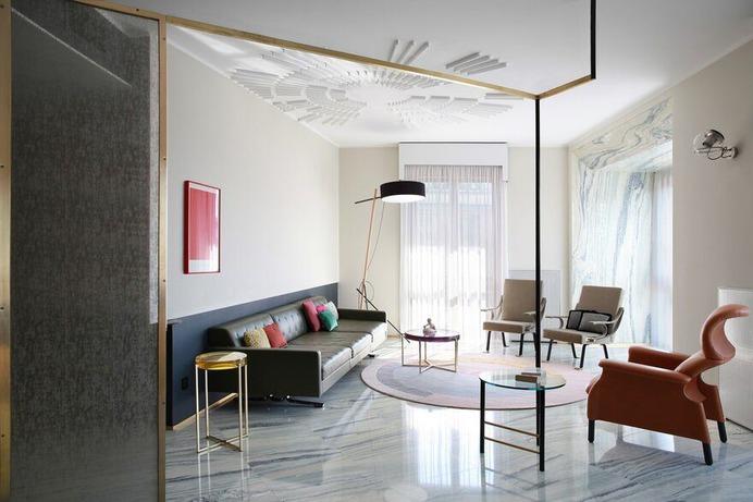 Milan Apartment Renovation / Marcante Testa Architetti