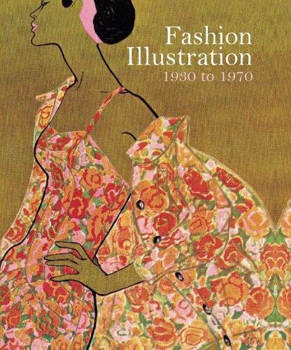 fashion illustration 1930 1970 #fashion #illustration #book