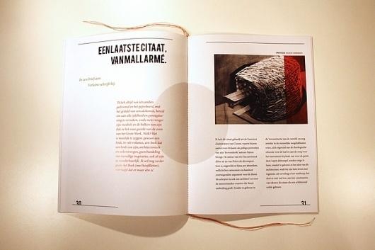 Addendum on the Behance Network #zumthor #whiteread #addendum #print #design #graphic #book #kawamata