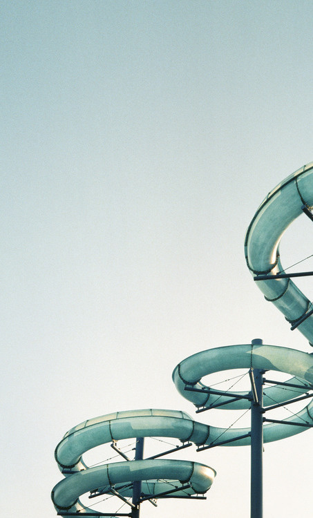 Legoland waterpark #abstract #sky #photography #architecture #minimal