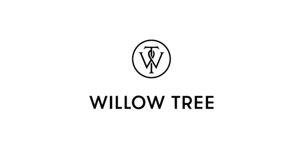Logo design by Bunch for business consultancy Willow Tree #tree #willow