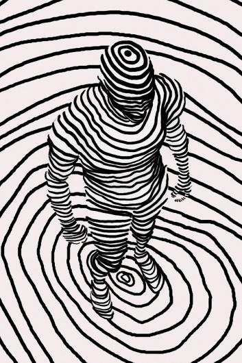 614193421_c351bdcb8d_o.jpg 600 × 900 pixels #model #riple #body #human #wire #pen #sketch