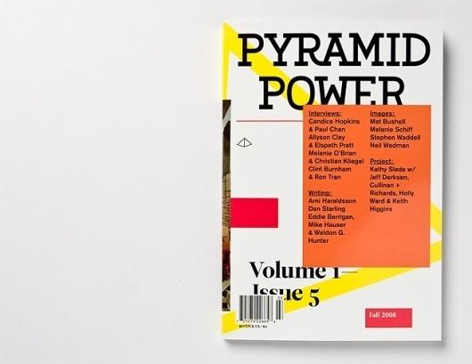 Pyramid Power #5 : sacha hurley