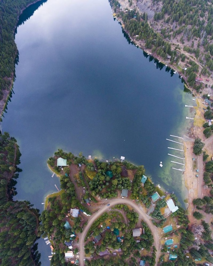 Beautiful Drone Photography by Ryan Magdanz