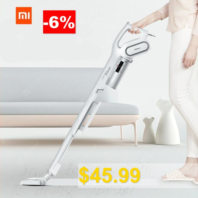 Original #Xiaomi #Mijia #Deerma #Mini #Hand #Held #Vacuum #Cleaner