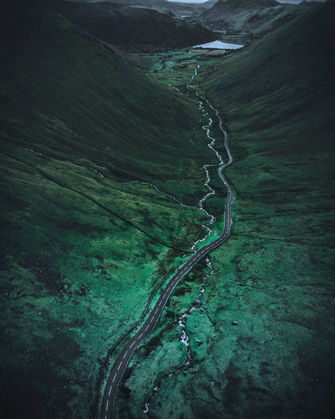 Stunning Drone Photography by Rikki Chan