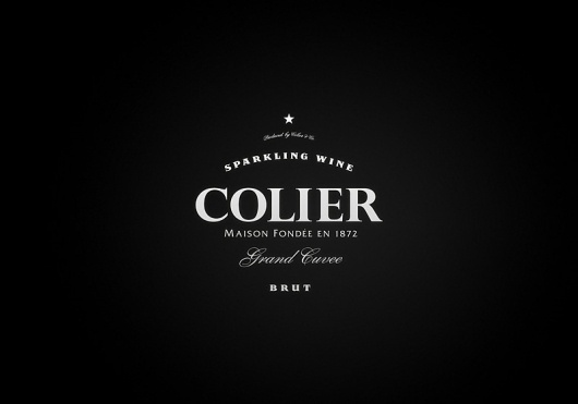 Colier on the Behance Network #logo