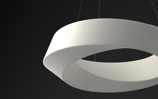 Infine Lamp #lamp #design #product #minimal #taras #k
