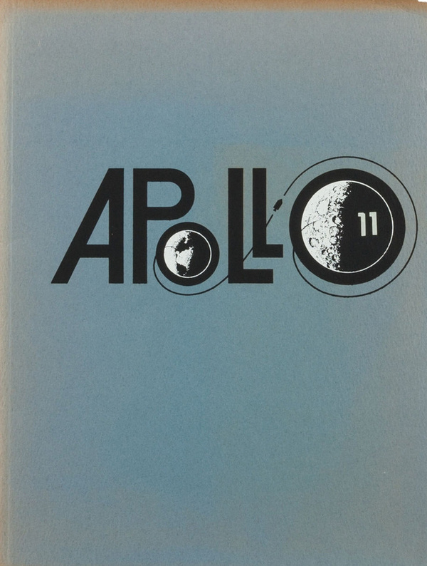 Twenty Awesome Covers From The US Space Program #nasa #exploration #space #program #11 #apollo