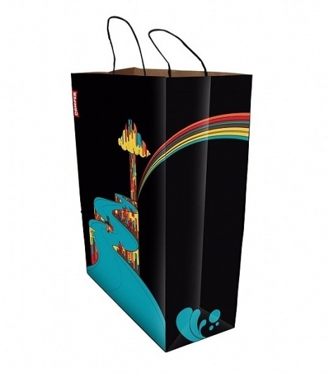 Camper   Lovely Package #bag #form #color #design