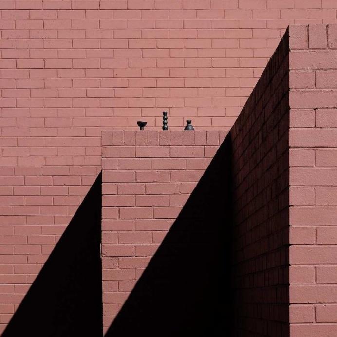 Minimalist Urban Scenes by Julian Frichot