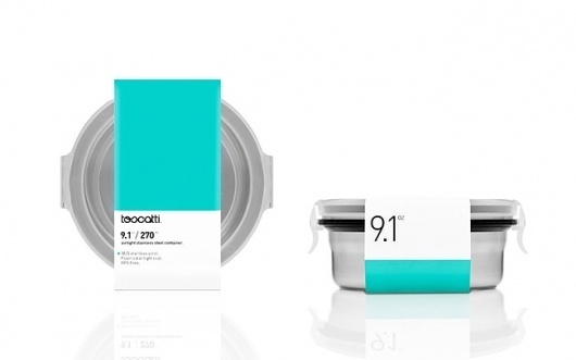 Toscatti   Packaging of the World: Creative Package Design Archive and Gallery #anagrama #packaging #minimal #pantone #colour #typography