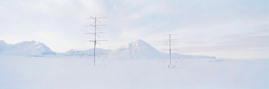 Arctic Technology #infrastructure #white #engineering #landscapes