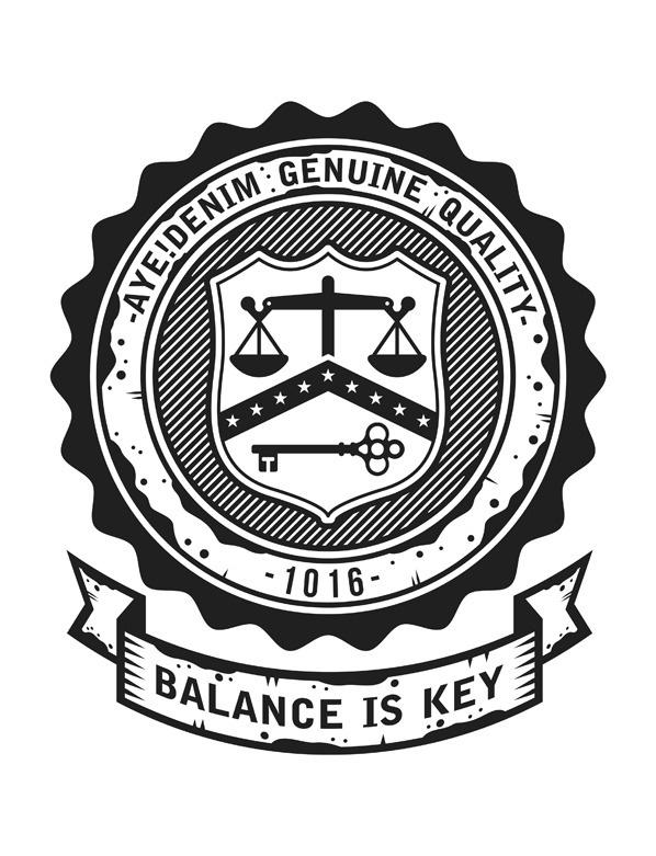 Balance is key #pronto #ayedenim #desginstorm #pixel