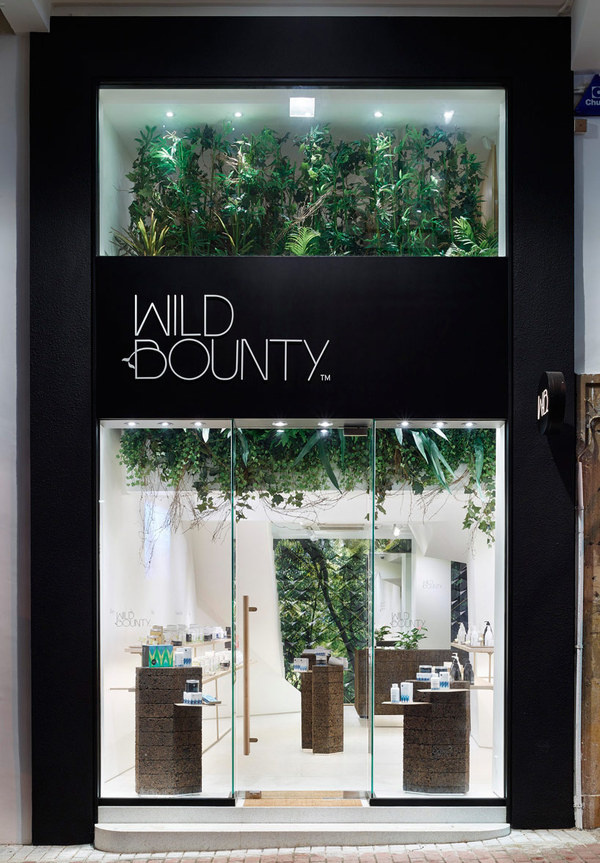 three dogs wild bounty flagship store designboom02