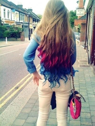 Pinterest / Home #fashion #hair