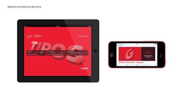 Tipos Latinos - Ecuador on Behance #design #graphic #mobile #web #gui