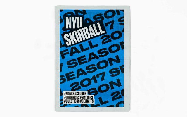 NYU Skirball — Pentagram