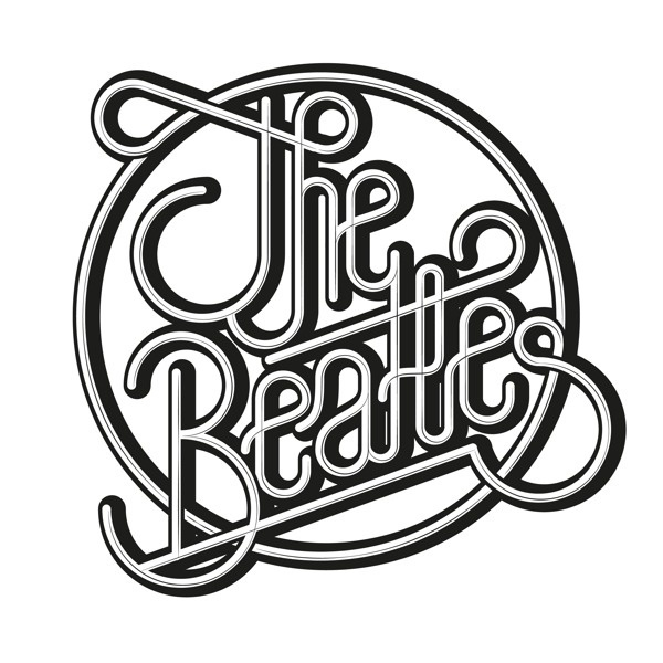 the beatles on Behance by Sergi Delgado #modular #beatles #lettering #delgado #london #the #music #sergi #typography