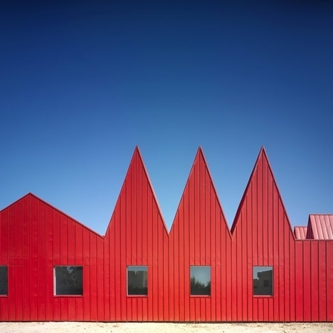 Dezeen » Blog Archive » Young Disabled Modules and Workshop Pavillions by José Javier Gallardo ///g.bang/// #architecture