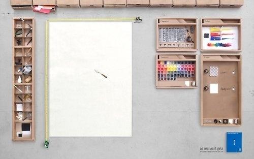 Things Organized Neatly #cs4 #objects #organised #photoshop