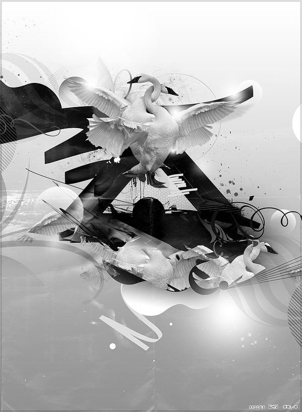 Photo manipulation #illustration