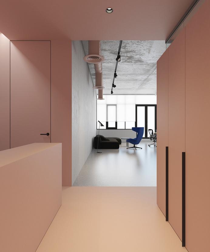Olson Minneapolis Gensler office interior design typography big design inspiration mindsparkle mag designblog deluxe luxury working space pi