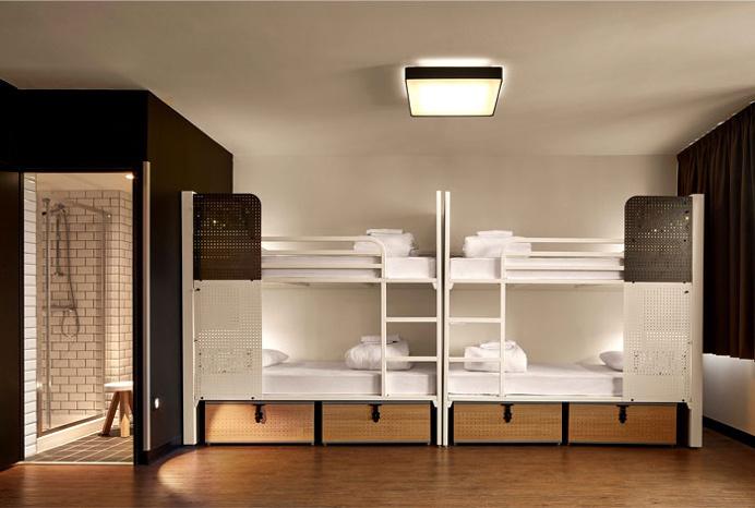 Generator Paris – Trendy Urban Space by Design Agency - #hotel