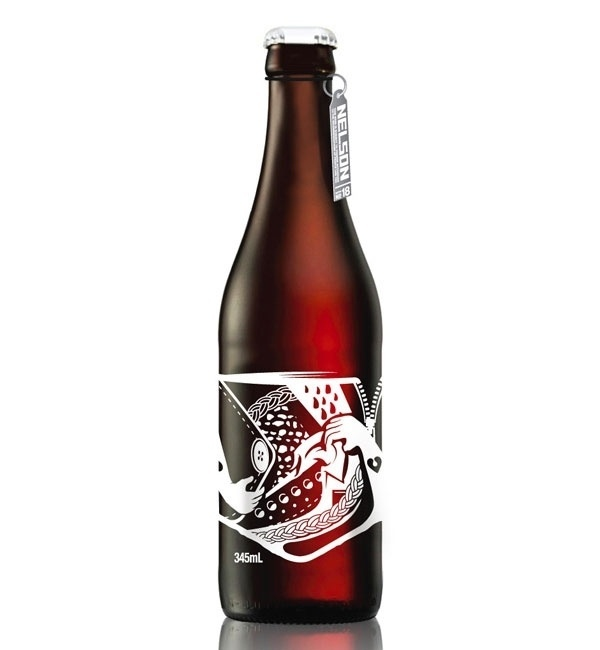50 Beautiful and Stunning Beer Bottle and Can Designs | DesignLovr #packaging #beer #bottle