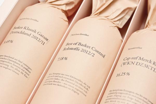 Das Prozente Mailing #packaging #wine #bottle