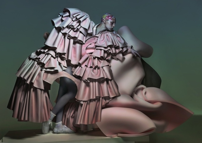Editorial Gallery - Comme des Garçons - SHOWstudio - The Home of Fashion Film and Live Fashion Broadcasting - Nick Knight